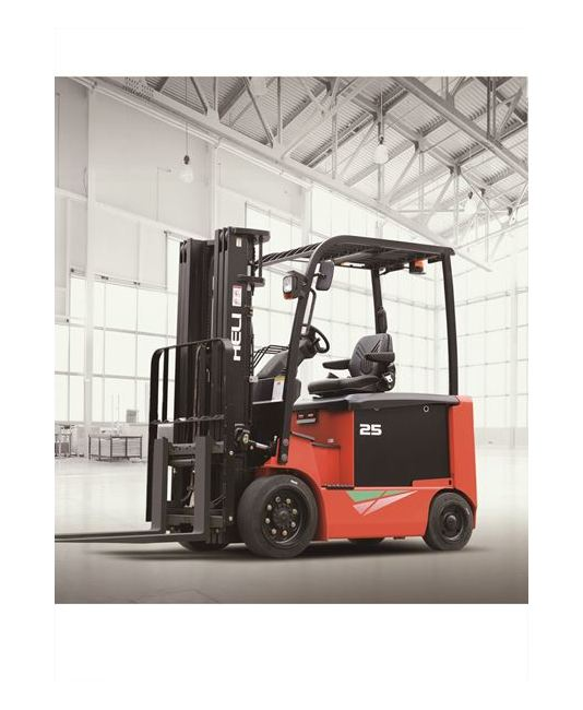 CPD15 3000 Pounds (lb) Rated Load Capacity AC Electric Forklift Truck Image