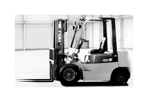 CPCD20 - HELI Class-V Pneumatic Tire Forklift Truck Image