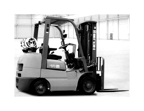 CPYD20C - HELI LPG Cushion Tire Forklift Truck Image