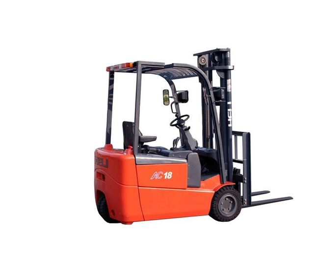 CPD10S-CQ1 HELI AC Electric Forklift Truck Image