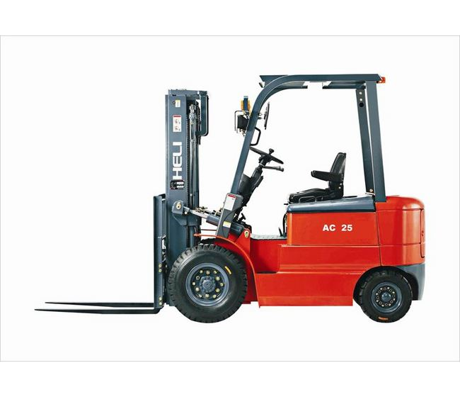 CPD10-FJ1 HELI AC Electric Forklift Truck Image