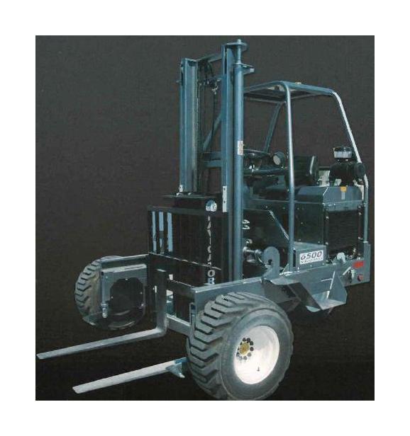 RT-4000 Navigator Truck Mounted Forklift Image