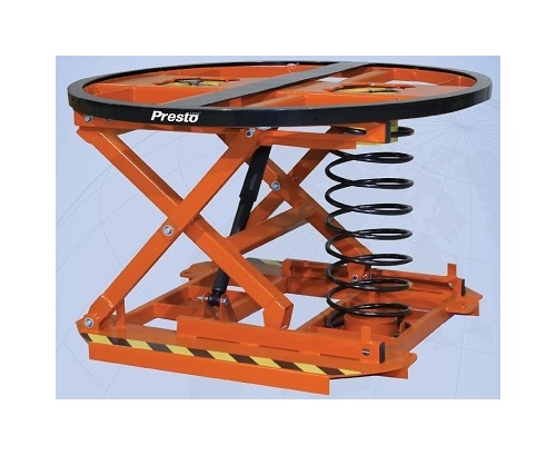 P3-AA-Spring Presto P3 All-Around-Spring Automatically Adjusting Pallet Load Leveler Image